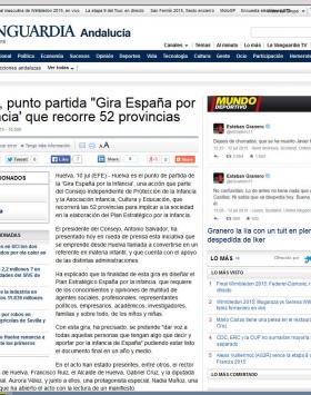 La Vanguardia Huelva